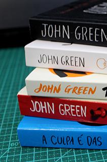 Sorteio Facebook - John Green [encerrado]