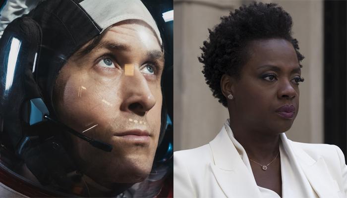 BAFTA 2019: O Primeiro Homem e As Viúvas marcam presença na lista de indicados