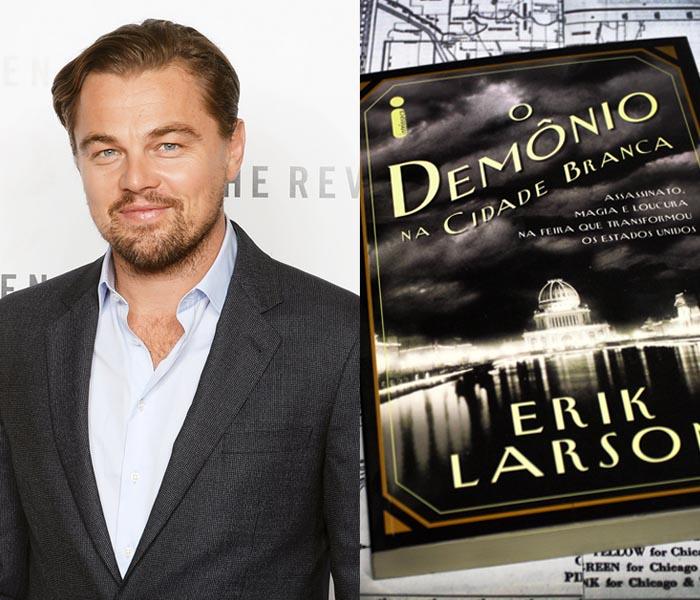 Scorsese e Leonardo DiCaprio estão desenvolvendo série sobre o primeiro serial killer americano