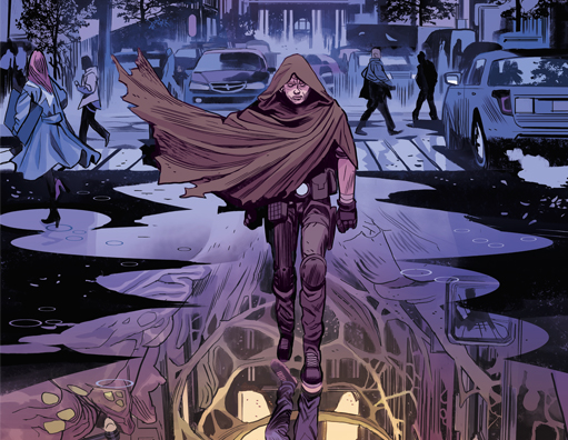 Oblivion Song, nova HQ do autor de The Walking Dead, chega às livrarias em abril