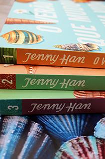 Ouça a playlist de Trilogia Verão, de Jenny Han