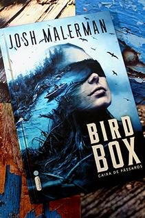 Conheça a nova edição de Bird Box