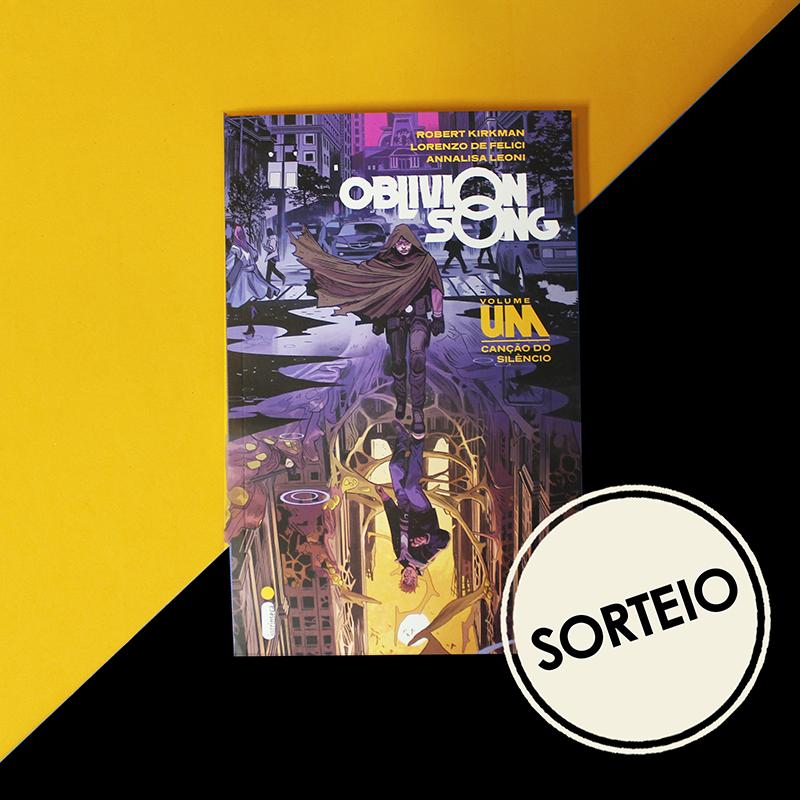 Sorteio Twitter – Oblivion Song [Encerrado]
