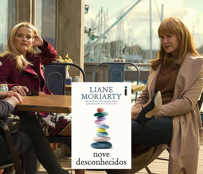 Depois de Big Little Lies, Nicole Kidman estrela nova história de Liane Moriarty