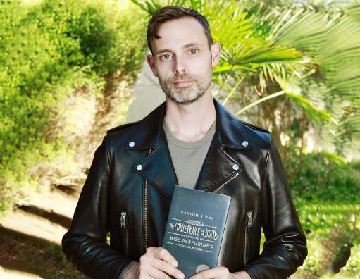 Ransom Riggs anuncia quinto livro da série O lar da srta. Peregrine para crianças peculiares