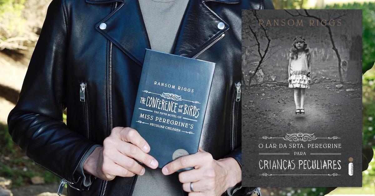 Veja a capa e o título do quinto livro da série O lar da