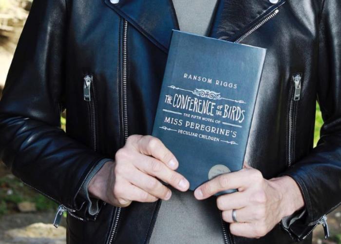 Ransom Riggs anuncia quinto livro da série O lar da srta