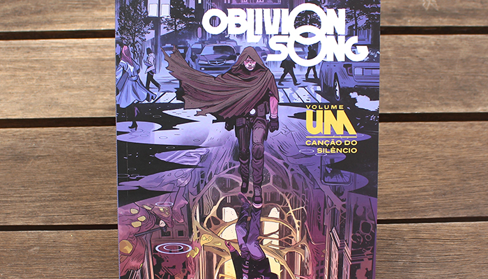 Oblivion Song, HQ do criador de The Walking Dead, ganhará filme