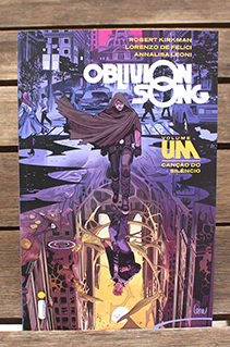 Oblivion Song, HQ do criador de The Walking Dead, ganhará filme