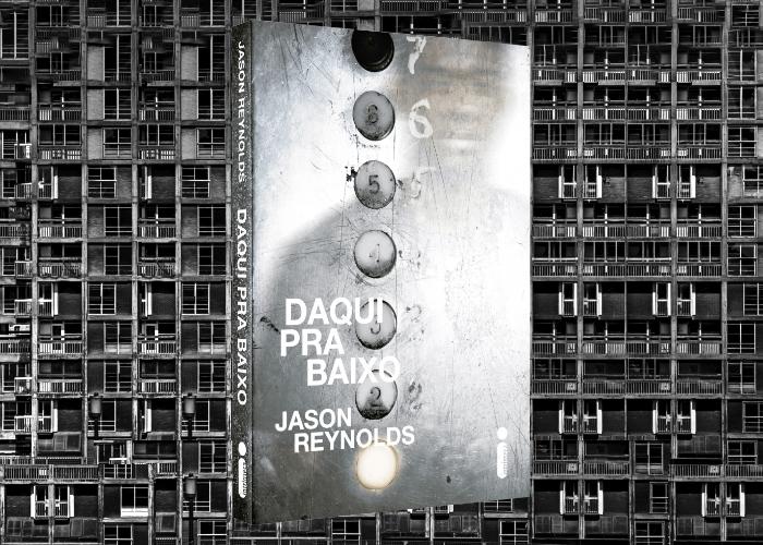 A violência encontra a poesia no novo livro de Jason Reynolds
