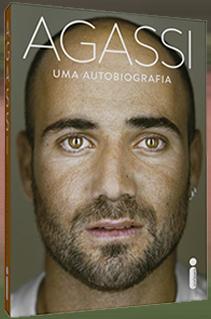 Leitura obrigatória para amantes de biografias, Agassi ganha uma nova edição