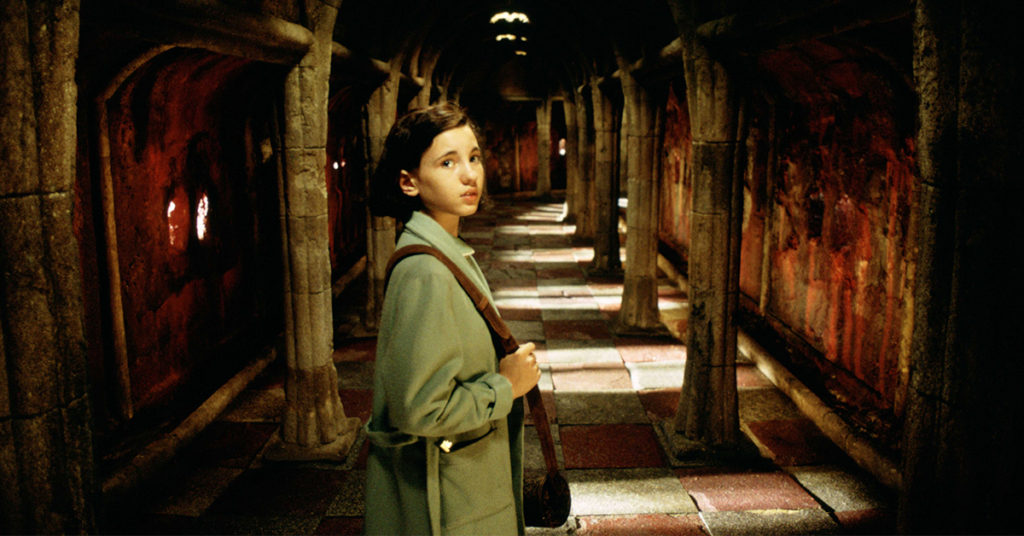 O Labirinto do Fauno reforça o poder da imaginação em tempos sombrios