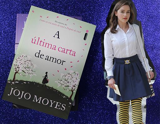A última carta de amor, de Jojo Moyes, vai virar filme