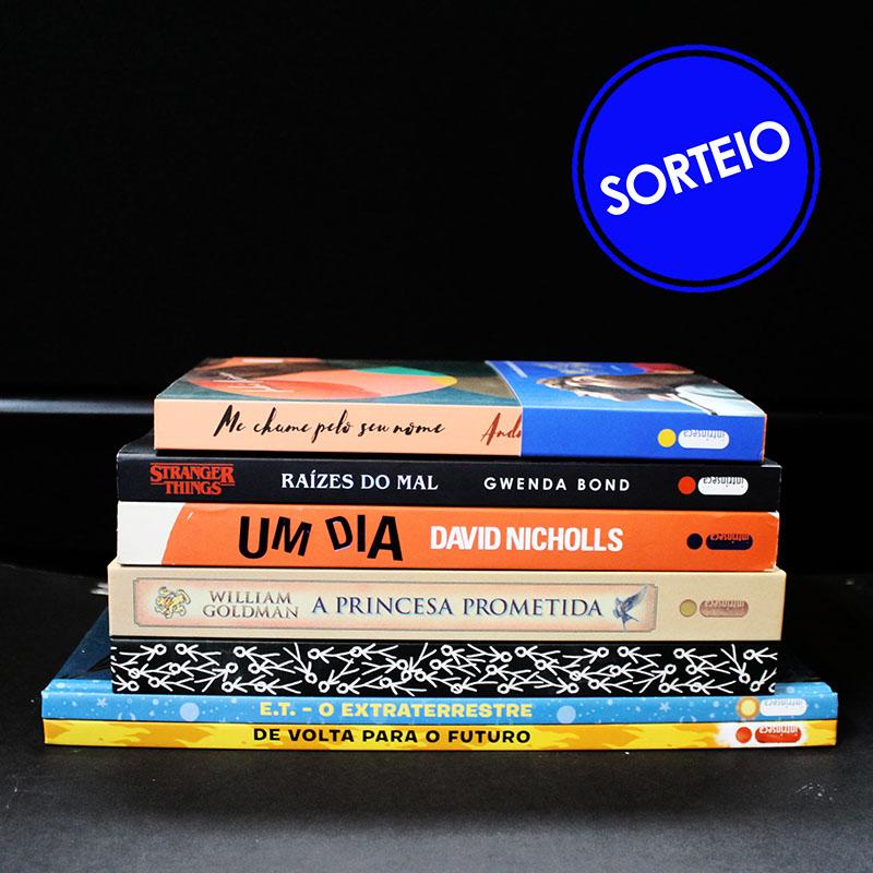 Sorteio Facebook – Anos 80 [ENCERRADO]