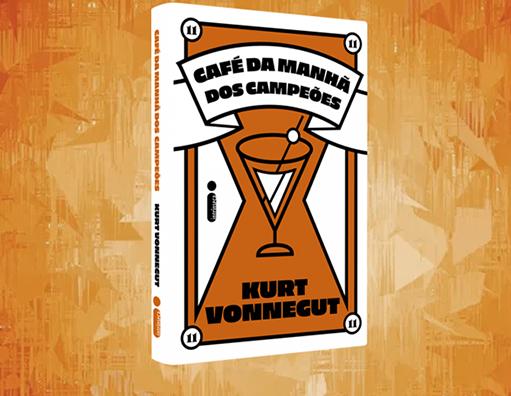Café da manhã dos campeões, um dos maiores best-sellers de Kurt Vonnegut, ganha nova edição