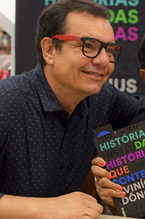 """Confira as fotos do lançamento de """"Histórias das histórias que contei"""" em Campinas"""