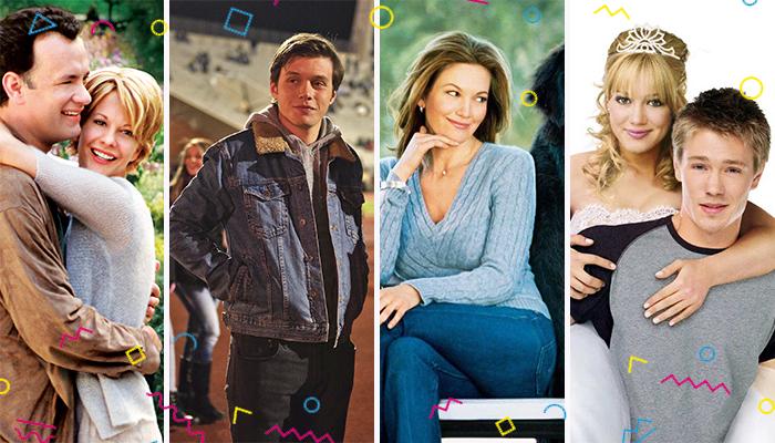 Cinco comédias românticas sobre namoros virtuais