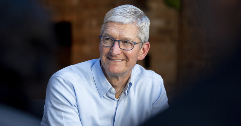 Tim Cook: a Apple muito além do iPhone