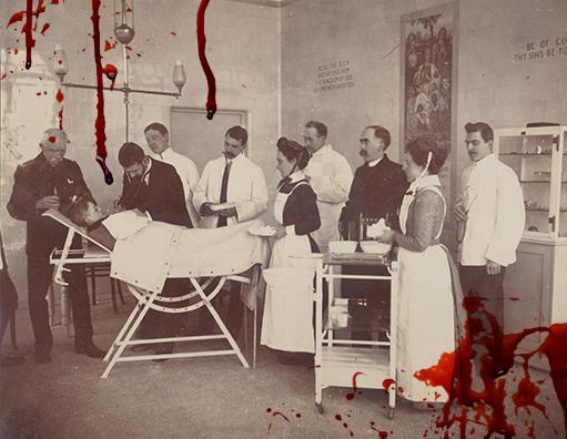 Quatro histórias macabras que estão em Medicina dos horrores