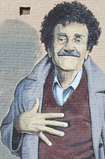Kurt Vonnegut: o artista está presente