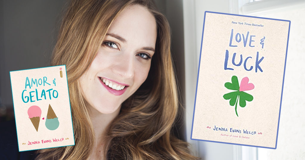 Vem aí Love & Luck, da mesma autora de Amor & gelato!