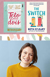 Novo livro da autora de Teto para dois será publicado pela Intrínseca