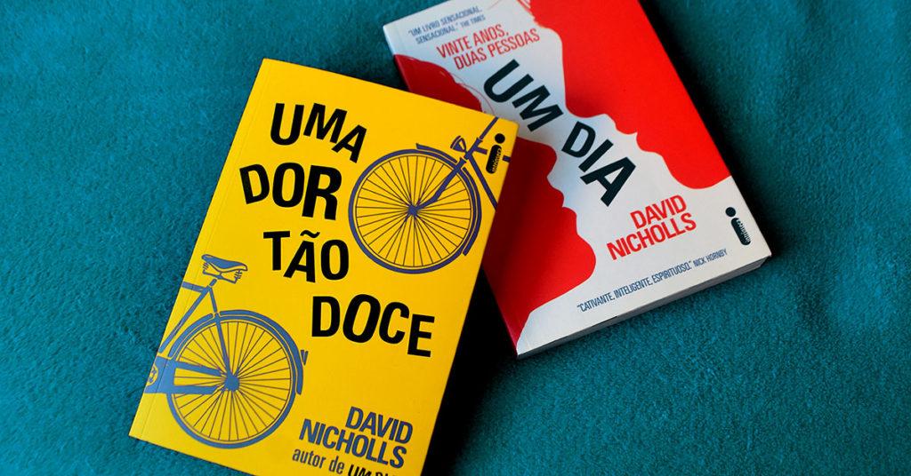 Novo livro do autor de Um dia chega às livrarias em abril