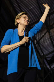 Tenho um plano para isso – a campanha (revolucionária) de Elizabeth Warren