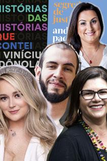 Conteúdos especiais para celebrar a literatura brasileira