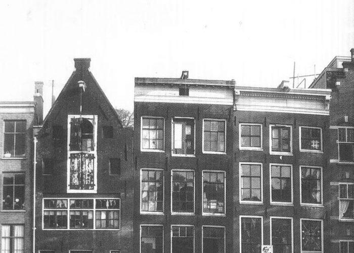Uma visita ao anexo secreto de Anne Frank