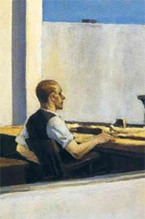 Um novo modelo de solidão com Edward Hopper e Joël Dicker