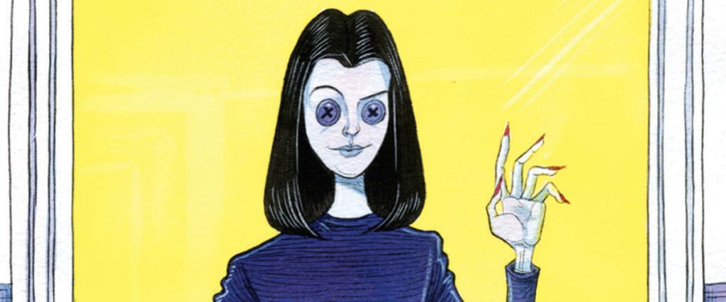 Coraline retorna às livrarias em nova edição ilustrada - Editora ...