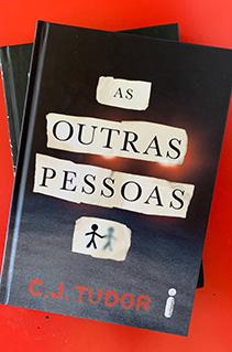 """""""As Outras Pessoas"""": novo thriller da autora de """"O Homem de Giz"""" chega em junho"""