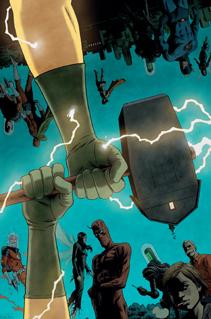 Black Hammer: um ensaio sobre a vida e a morte dos super-heróis