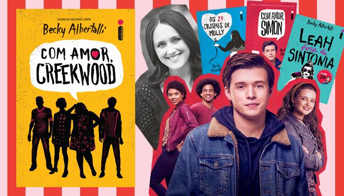 Leia um trecho de Com amor, Creekwood, de Becky Albertalli