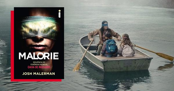 Malorie, sequência de Caixa de pássaros, ganhará filme da Netflix