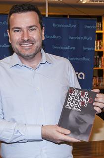 O amor segundo Buenos Aires, de Fernando Scheller, vai virar série da HBO