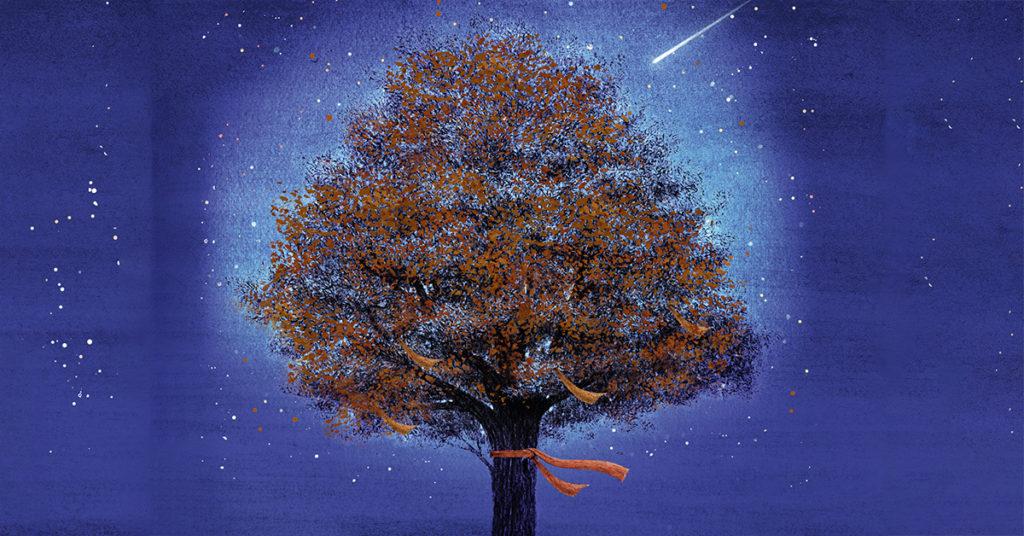 Árvore dos desejos mostra como a amizade e a empatia podem mudar o mundo
