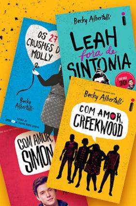 Qual é a ordem de leitura do Simonverso, de Becky Albertallli?
