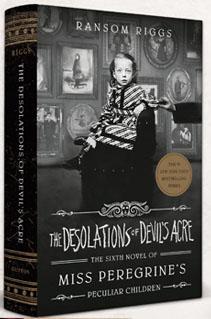 Ransom Riggs anuncia último livro das aventuras das crianças peculiares