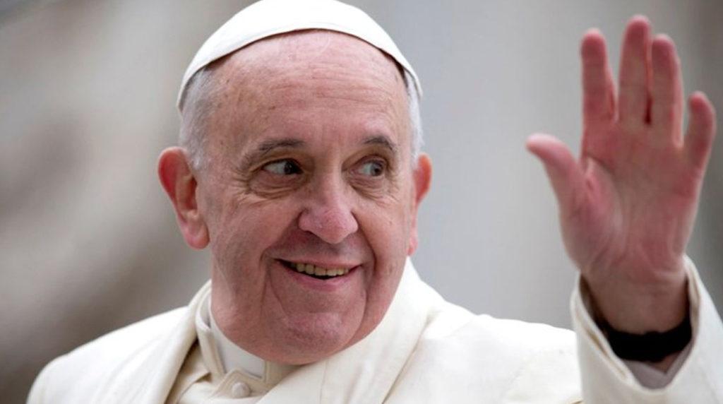 Cinco vezes que o papa foi pop