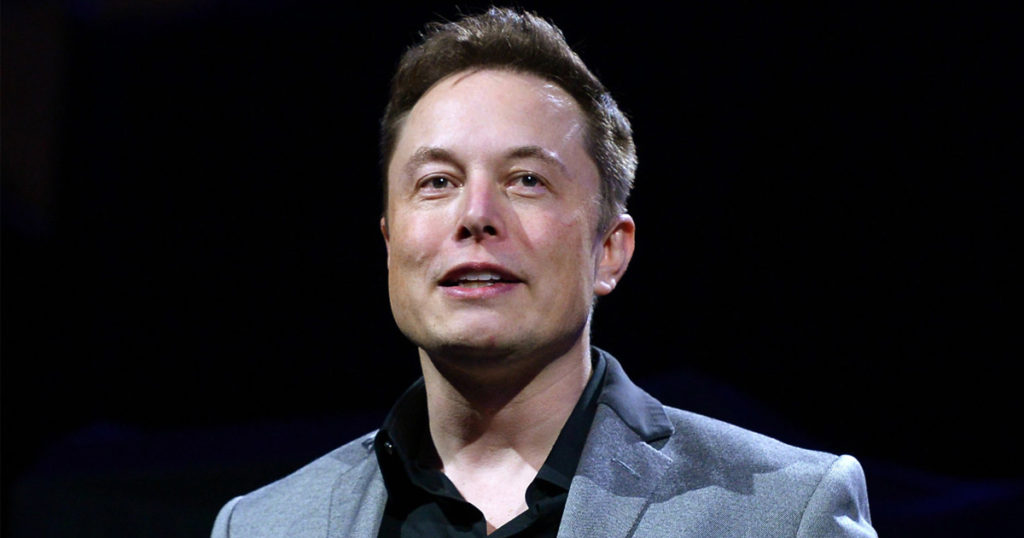 Sabe a última do Elon Musk?