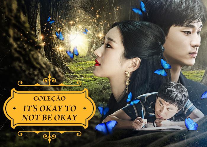 Coleção inspirada no k-drama It's Okay to Not Be Okay da Netflix chega em março