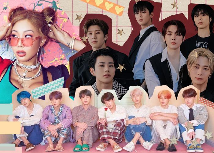 10 artistas de K-pop que você precisa conhecer (parte 2)