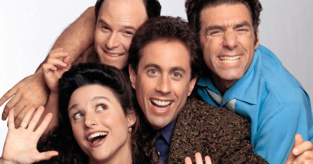 Seinfeld, a série que mudou o mundo e a televisão
