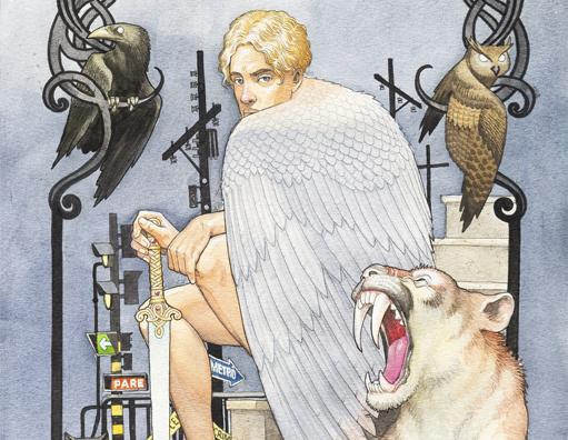 Biblioteca Gaiman: conheça a coletânea inédita e exclusiva de HQs do autor