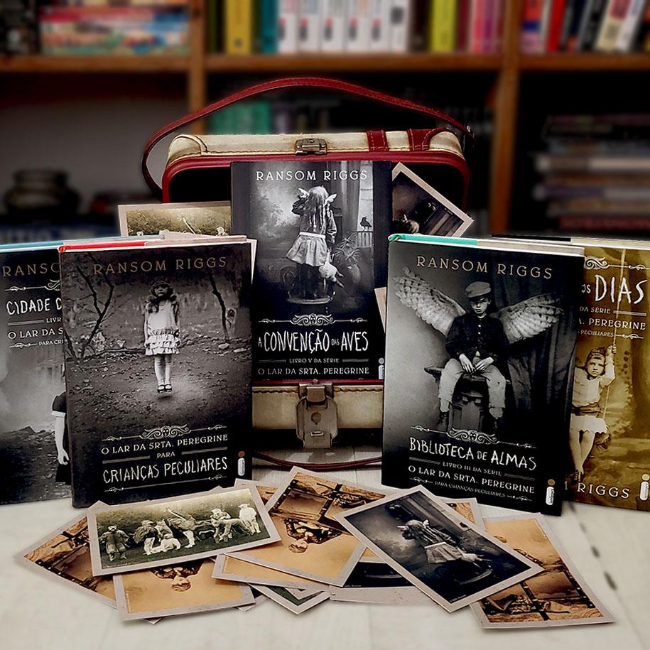 Saiba tudo sobre o sexto livro de O lar da srta. Peregrine para crianças peculiares