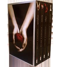 Coleção dos Livros de Crepúsculo