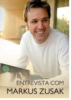 Entrevista com Markus Zusak