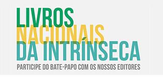 Chat: os lançamentos nacionais da Intrínseca